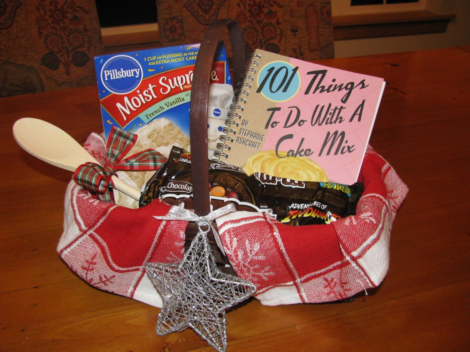 101 Days of Christmas: Themed Gift Baskets