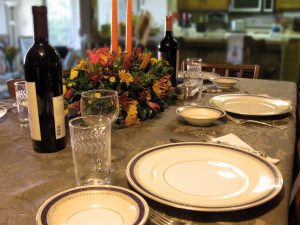 Tips for Hosting a Peaceful Thanksgiving Dinner