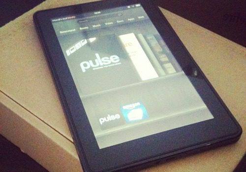 Kindle Fire Versus iPad: Initial Thoughts
