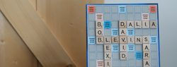 101 Days of Christmas: Personalized Scrabble Boards