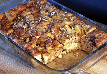 make-ahead breakfasts for Christmas