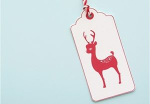 101 Days of Christmas: Printable Gift Tags
