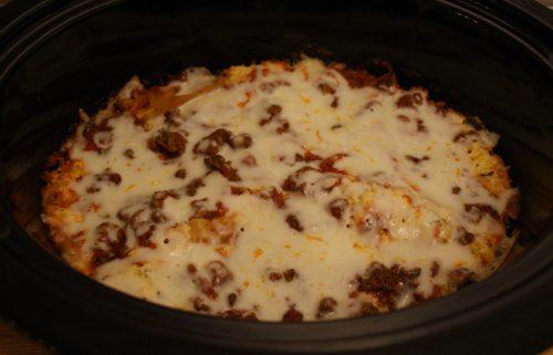 lasagna a crock pot slow cooker crock pot lasagna 6 recipe easy crock ...