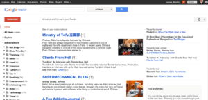 Google Reader: A Must-Have for Bloggers