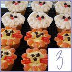 fun themed cupcakes
