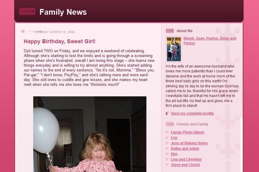 Family News