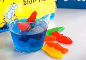 Dr. Seuss' birthday snacks