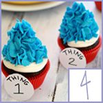 Dr. Seuss' birthday snacks