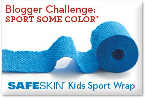 SAFESKIN Kids Sport Wrap