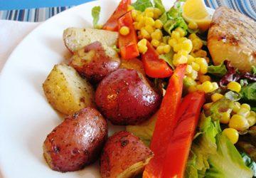 spring produce recipes