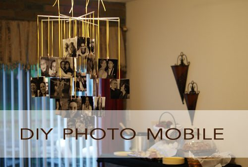 diy photo mobile