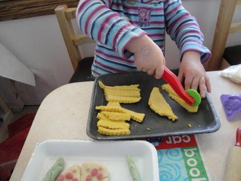 homemade playdough natural food coloring