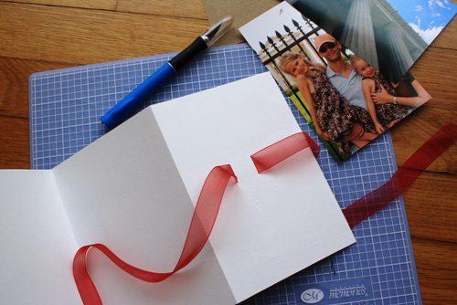 photo album closure