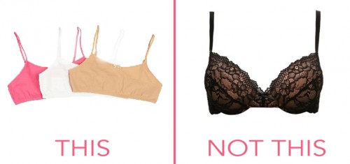 Why I'm buying my 8-year-old her first bra | Life Your Way