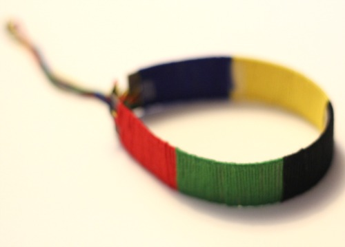 Olympic Friendship Bracelets