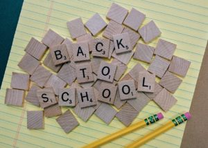 Back to School Brag Board