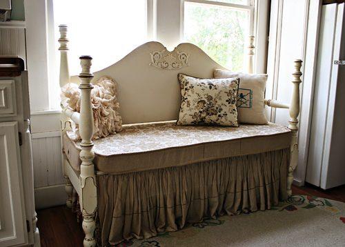 bedframe bench