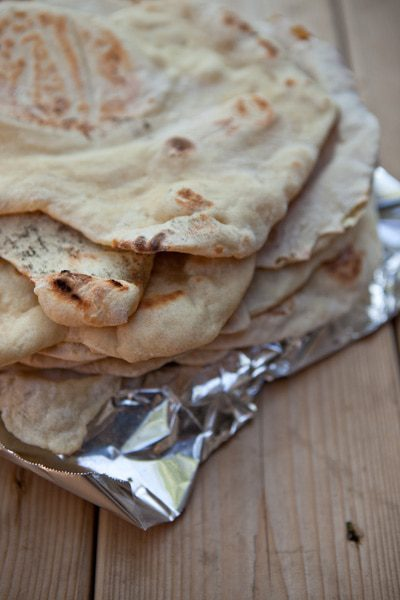 Grilled Naan in 5 Minutes a Day | Life Your Way