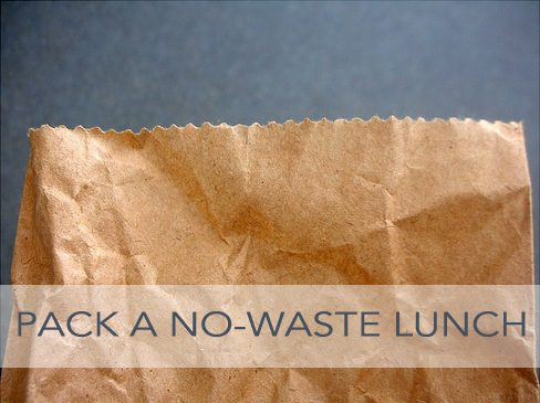 Pack a No-Waste School Lunch