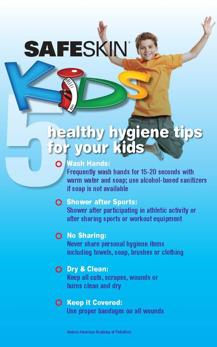 Healthy Hygiene Tips to Avoid MRSA