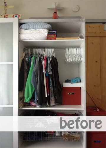 Simplify for Fall Challenge: Clothes & Laundry Room