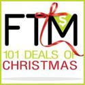 101 Deals of Christmas