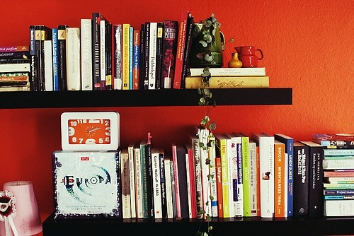 In defense of a small home library life your way for Minimalist living decluttering for joy health and creativity