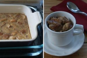101 Days of Christmas: Bread Pudding