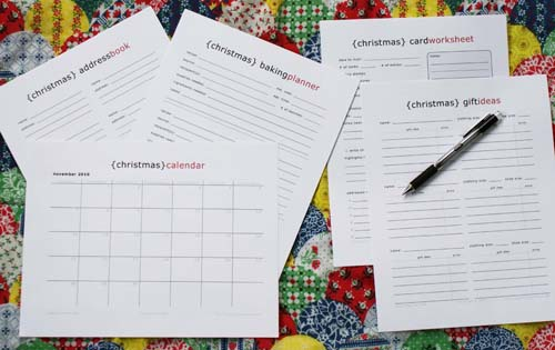 You are currently viewing 101 Days of Christmas: Christmas eBook, Planner & Calendars