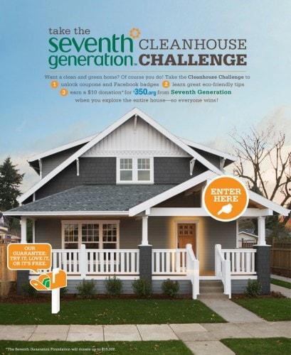 Seventh Generation Cleanhouse Challenge