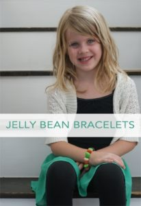 Read more about the article 101 Days of Christmas: Jelly Bean Bracelets