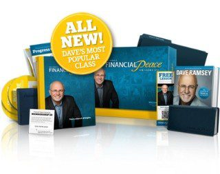 Giveaway: Financial Peace University from Dave Ramsey