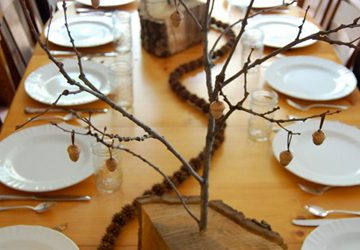 9 Lovely Fall Tablescapes