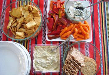 Healthier Tailgate Snacks for Football Season