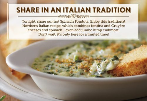 Carrabba's Meals To-Go