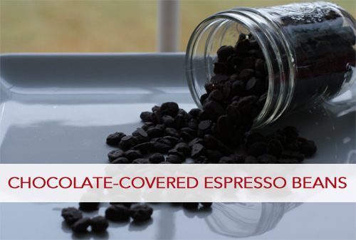 Chocolate-Covered Espresso Beans