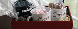 101 Days of Christmas: Coffee Lovers Gift Basket