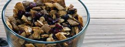 101 Days of Christmas: Cranberry-Orange Chex Mix
