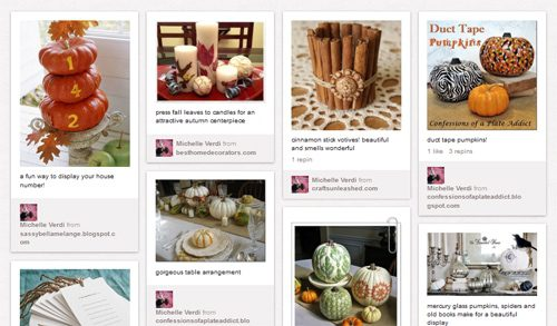Shutterfly Pinning Party