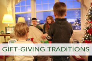 Read more about the article 101 Days of Christmas: Gift Giving Traditions