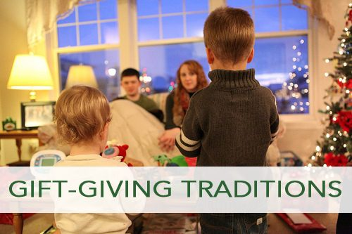 101 Days of Christmas: Gift Giving Traditions