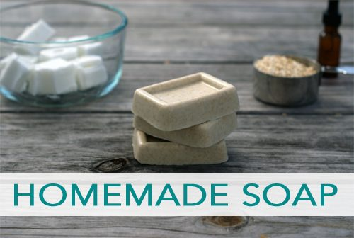 101 Days of Christmas: Homemade Soap