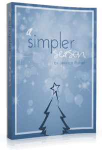 Giveaway: A Simpler Season eBook (3 Winners!)