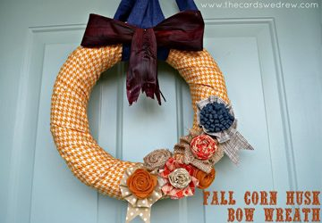 You are currently viewing 9 Unique Fall Wreaths