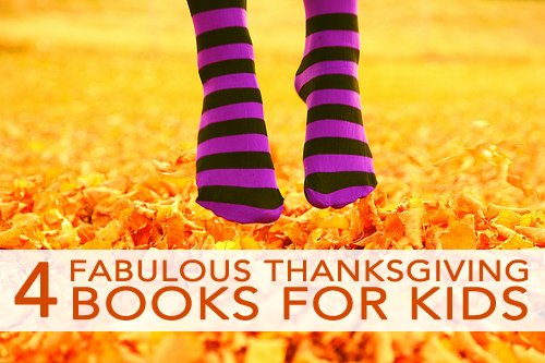 Best Thanksgiving Day Books for Kids