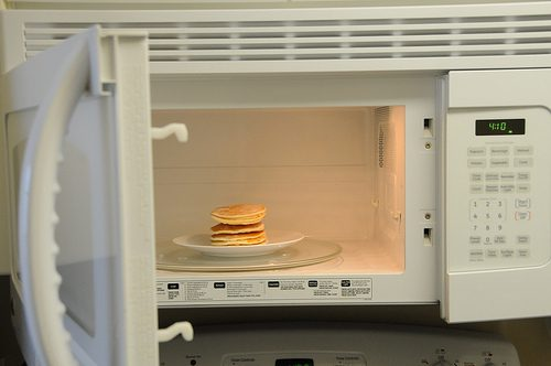 Life Without a Microwave