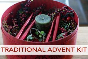 101 Days of Christmas: Traditional Advent Kit