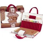 BeginAgain Eco-Friendly on The Go Artist Travel Kit