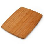 Farberware 11-by-14-Inch Single-Tone Bamboo Cutting Board