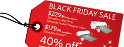 Black Friday Sales: Amazon.com, Plan to Eat, Silhouette CAMEO + More